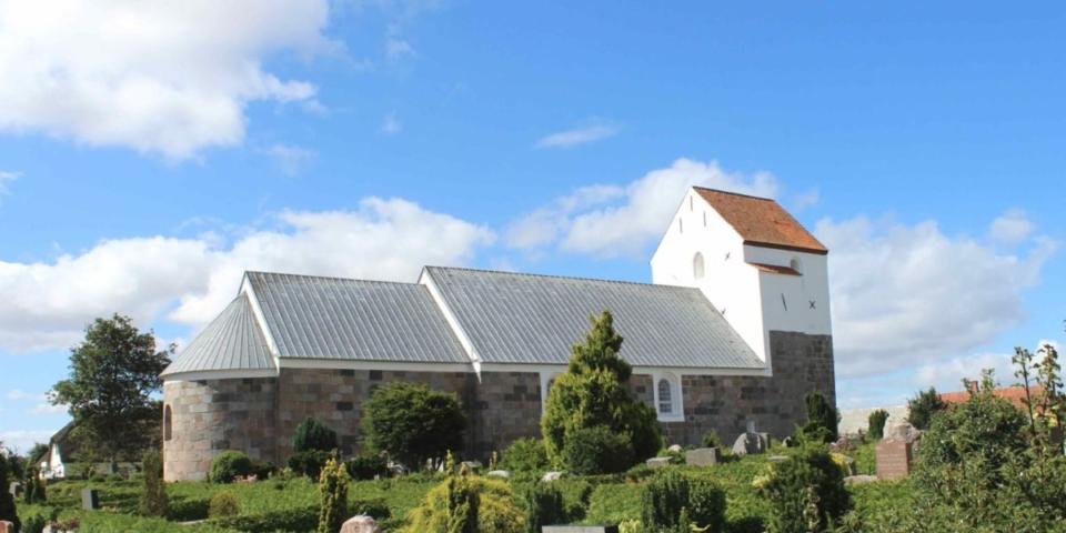 Sejerslev Kirke Mors